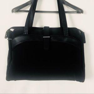 Samsonite Canvas Multi Use Laptop Briefcase Bag
